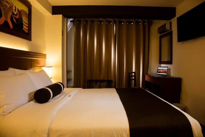 HOTEL FERRE CUSCO. Habitación Simple