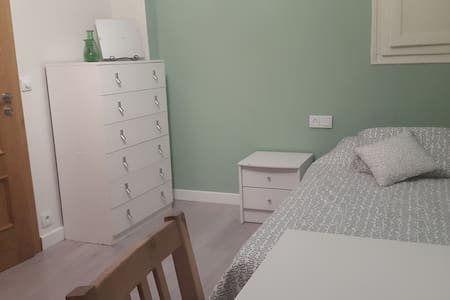 Bonita habitación en el centro WIFI - València - Bed & Breakfast