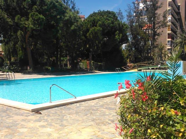 Apartamento con WIFI Cabo de las Huertas, Alicante