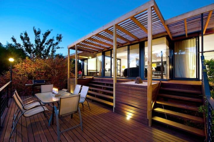 Springs Spa Villa, luxury accommodation
