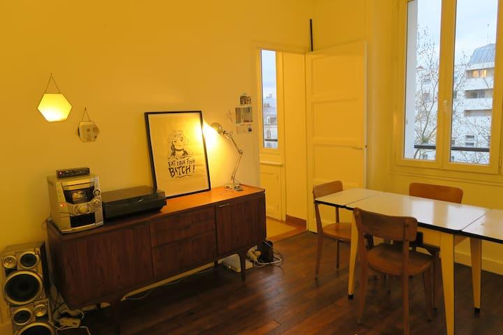 Joli appartement en plein centre-ville - Rennes - Appartamento