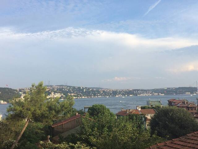 2 bedroom apartment on Bosphorus