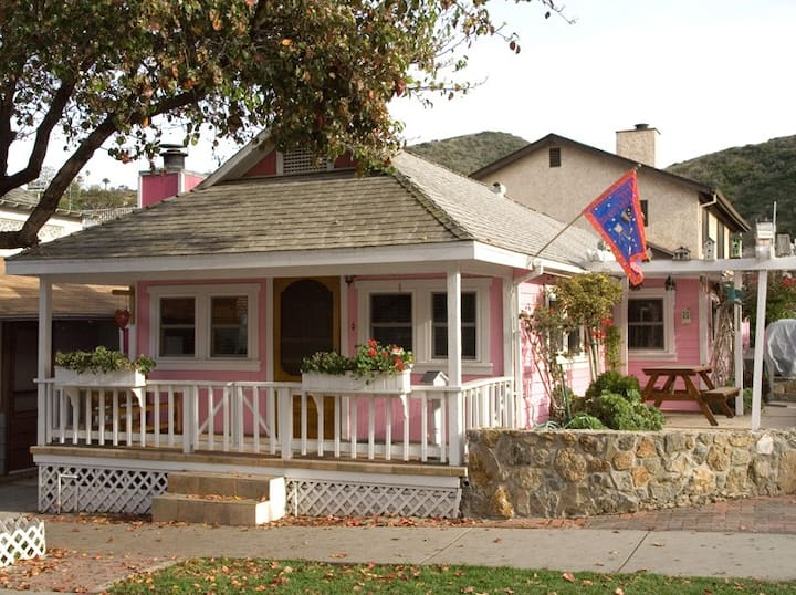 Charming Cottage, Spacious Front Porch & Patio, BBQ, WIFI - 358 Sumner Ave.