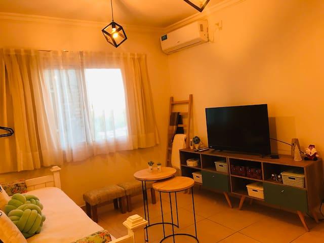 Cool Studio apartment - Completo y bien ubicado