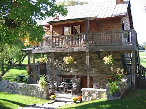 Casa de Primavera da Era Colonial