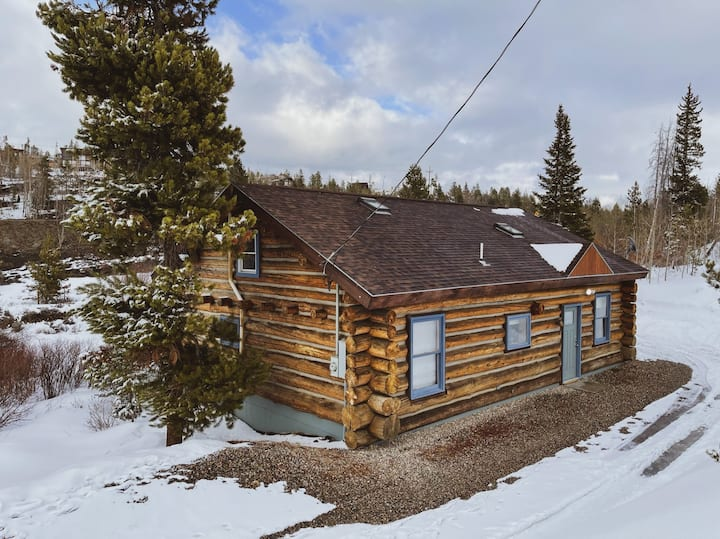 *NEW LISTING* Cozy 3 BR Log Cabin Getaway