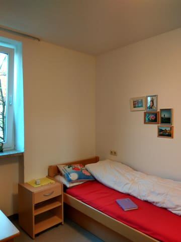 Perfect location room with reasonable price.