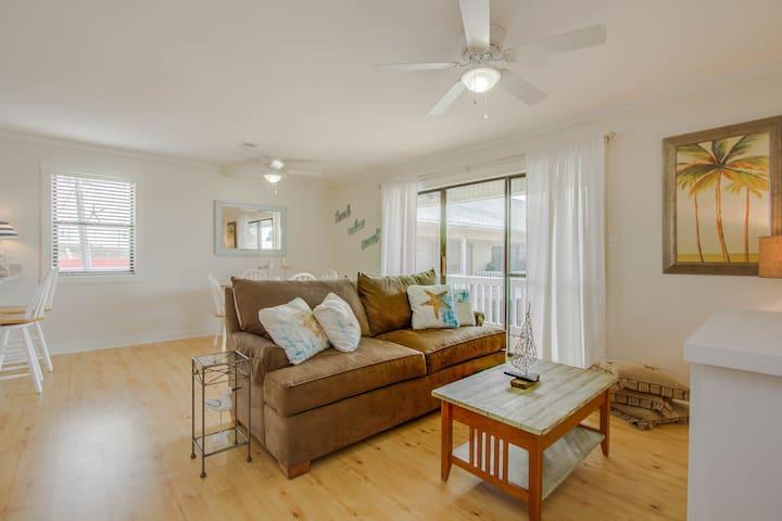 Knot A Worry! - Seagrove Beach - Condominium