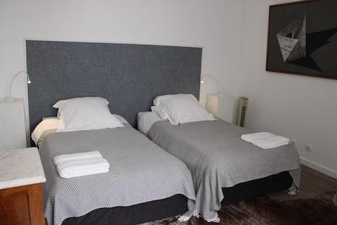 Suite na Praça da República em Beja