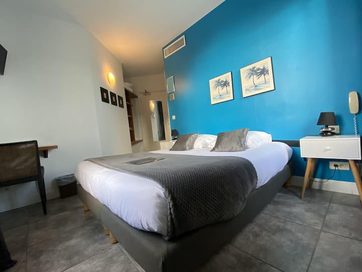 Double room-Standard-Wet room