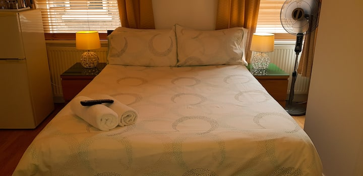 Chumleigh Lodge - Double En-Suite Room (4)