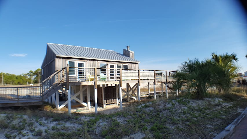 Beautiful Gulf Views! Steps from the Beach! - Saint George Island - House
