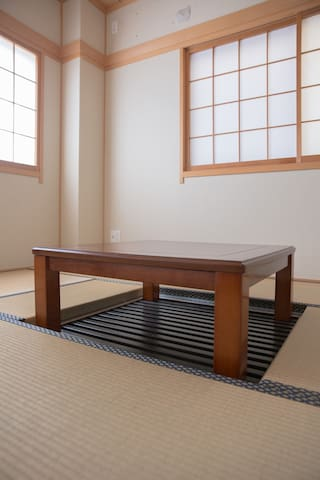 Relax with tatami-room in osaka! - Ōsaka-shi - บ้าน