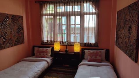 """""""Thalbu Chen"""" at Patan, Lalitpur. Room No 2"""
