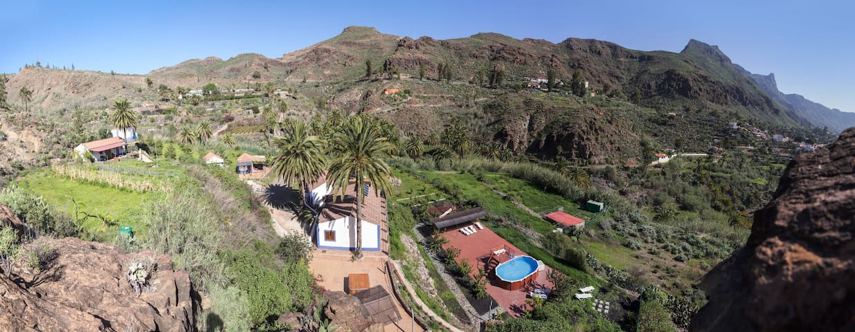 Eco-villa EcoTara Canary Islands