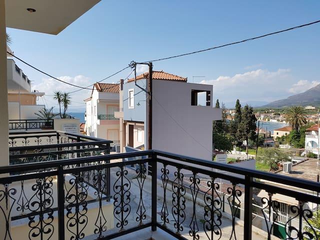 Elia Casa View - Elea - Apartment