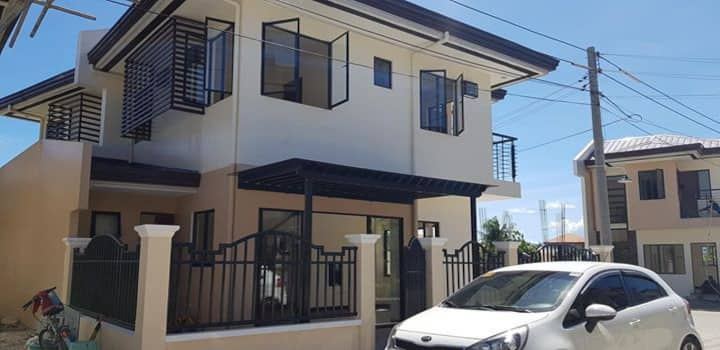 Brand New 2 Storey House For Rent, Lapu-Lapu City
