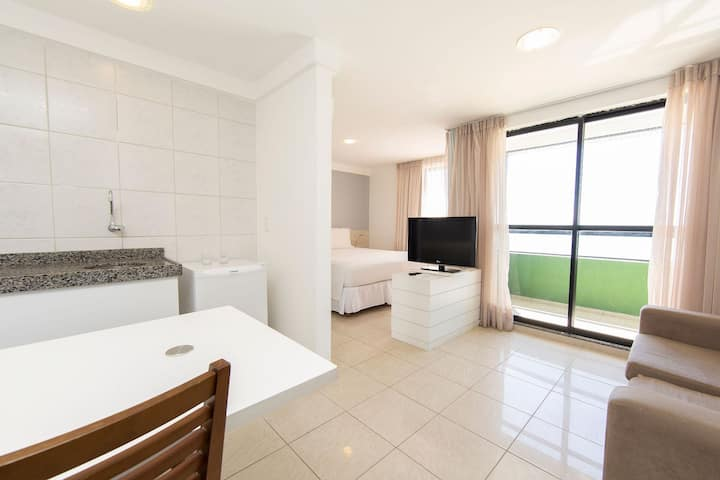 Two suites side by side in Areia Preta Natal by Carpediem