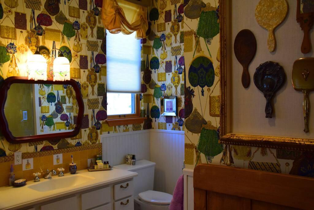 The Almost Heaven Bathroom