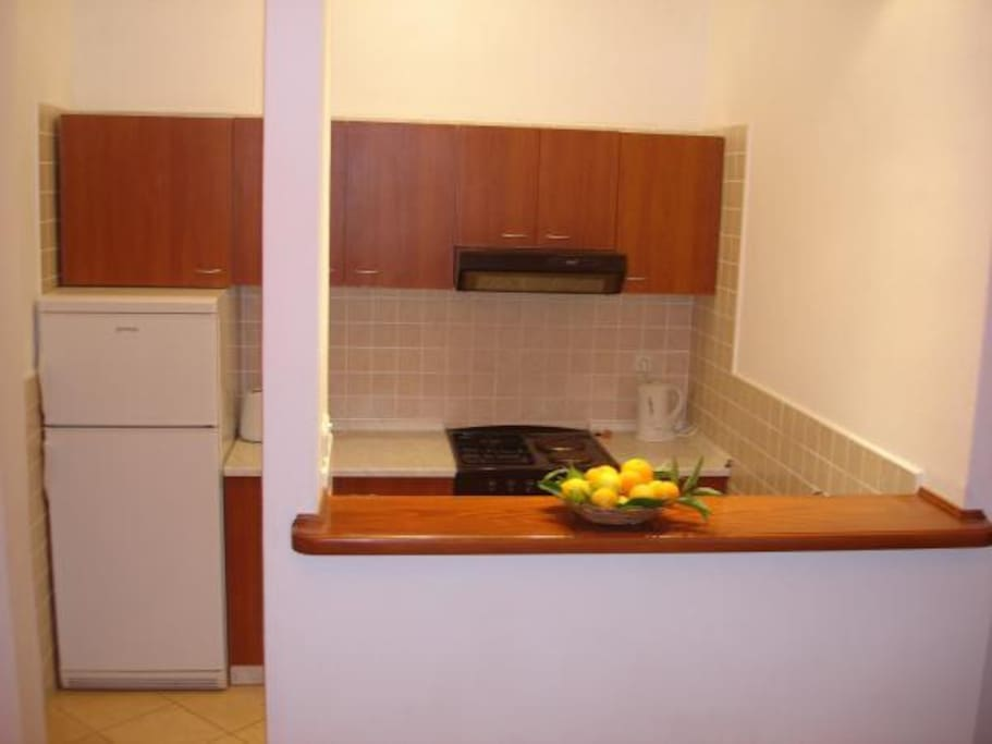 Kitchen, apartment 2