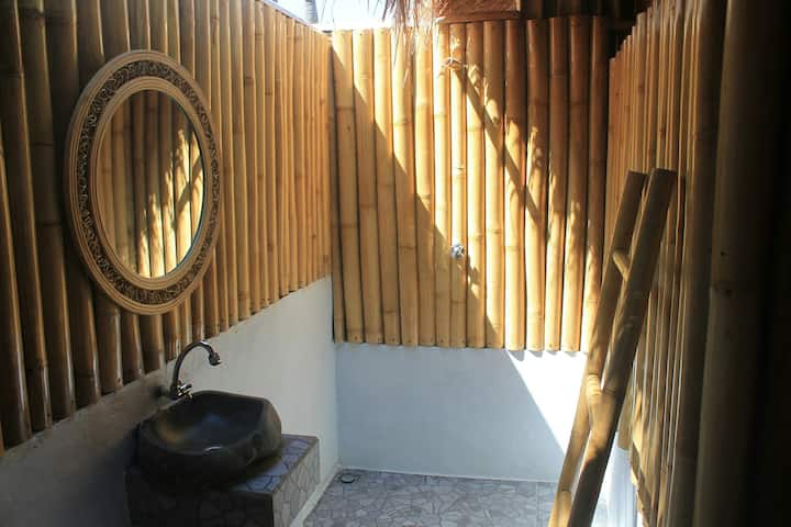 Traditional Eco Bamboo Bungalow