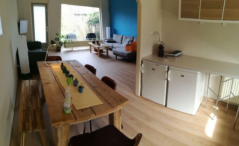 Huis in Zwolle dichtbij stad, bos, recreatie