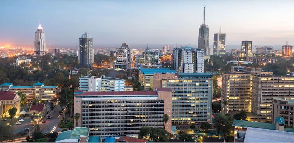 Isabel's Nairobi Favorites