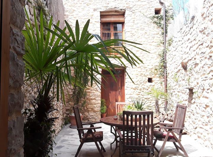 Riad de Laguar. Torre Mozarabe (2-4 pers)