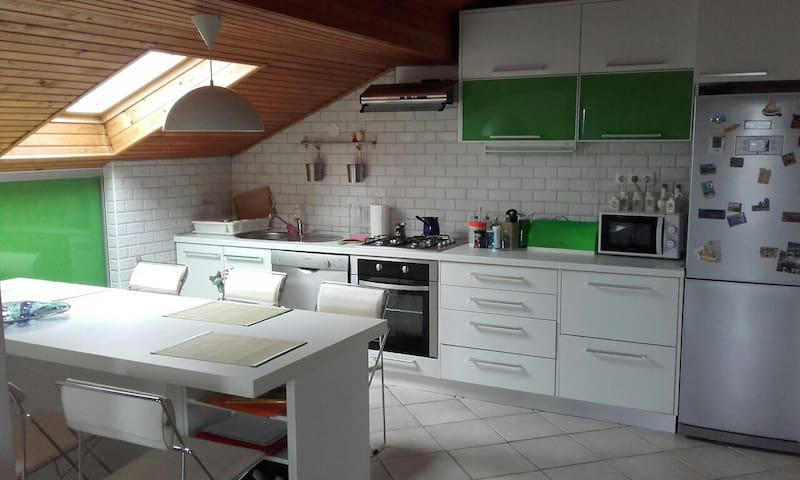 Modern and new apartment, 70m² - Zagreb - Appartement