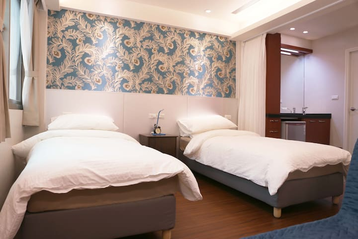 Great location and cozy room Ximending - Zhongzheng District - Apartamento