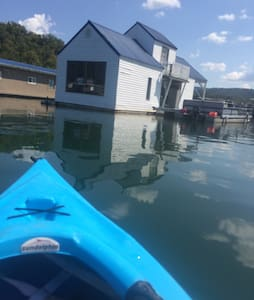 Summer fun floating cottage Norris - New Tazewell - Jiné