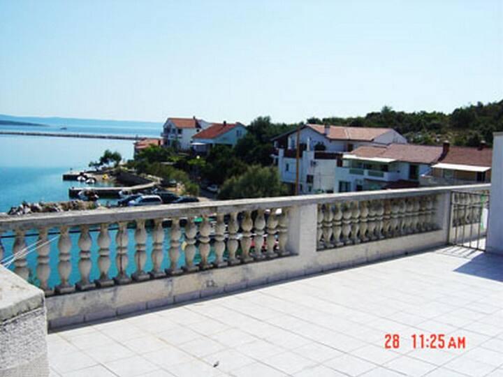Two bedroom apartment near beach Zaglav, Dugi otok (A-17788-b)
