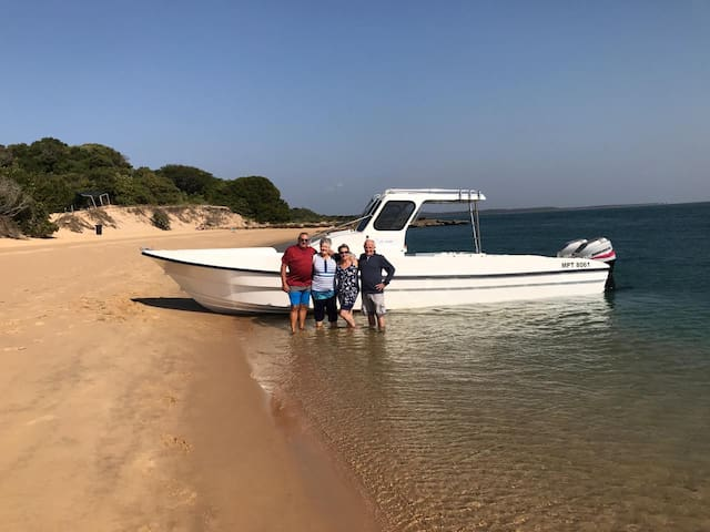 Santa Maria Chalets Mozambique