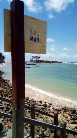 Pousada Sol e Mar Quarto Duplo