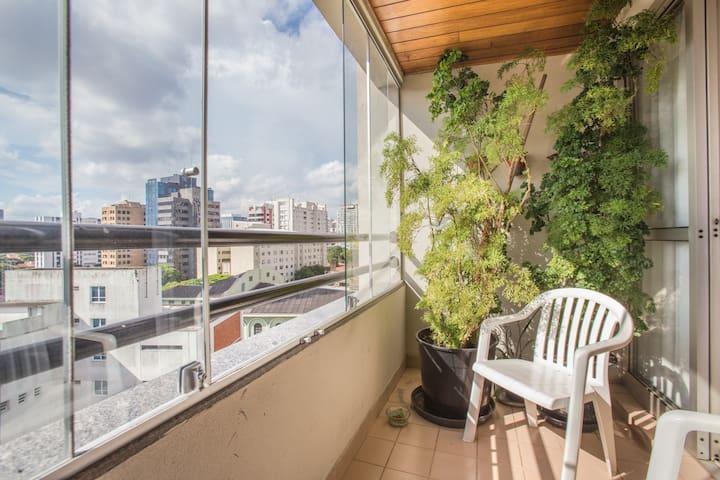 Apartamento no Brooklin com carinho e atenção