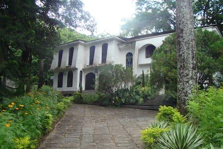 Casa de campo dos sonhos - Cachoeiras de Macacu - Cabana