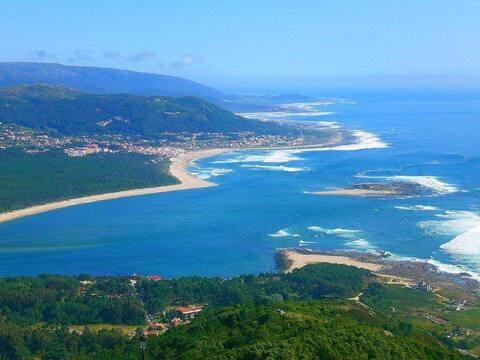 1400m plage, Studio Azul entièrement rénové