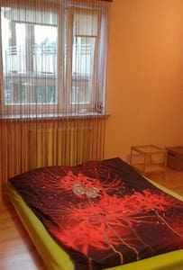 Przyjemny pokój z wyposażeniem dla 2 osób - Kraków - Rumah bandar