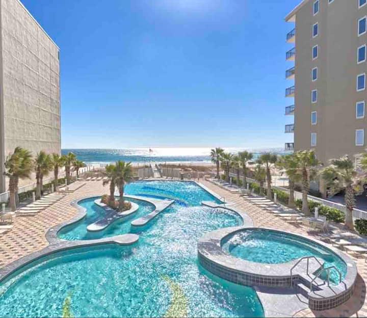 Ava's Sandcastle 💕🌴2BR/BA Gulf Shores Beach Condo!