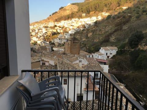 Apartamento en Cazorla con vistas espectaculares