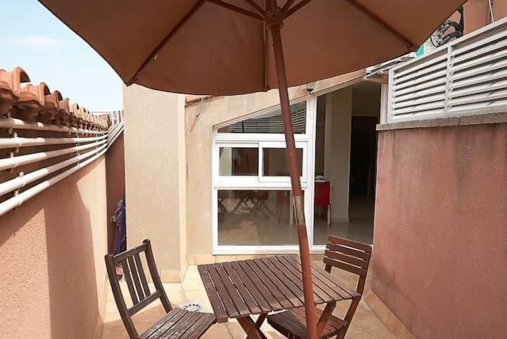 ALGUERA Apartments - LT Penthouse Studio for 3 pax