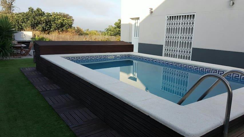 Preciosa Casa  cerca de Barcelona - Piera - Дом