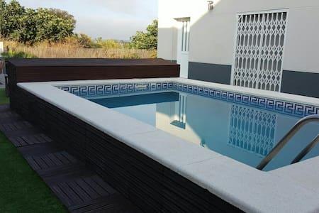 Preciosa Casa  cerca de Barcelona - Piera - Talo