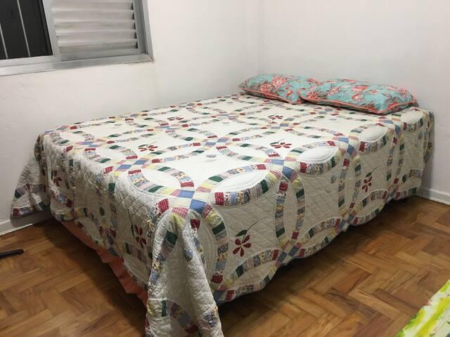 Confortável quarto próximo a USP - Butantã