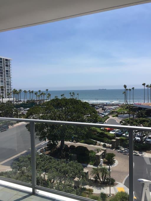 Beach Front Coronado Shores Apartment Condominiums For
