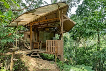 Jungle Sitinggil room with a view (+living area)
