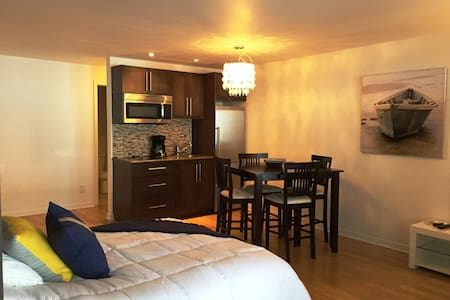Aux pieds marins! - Orford - Appartement