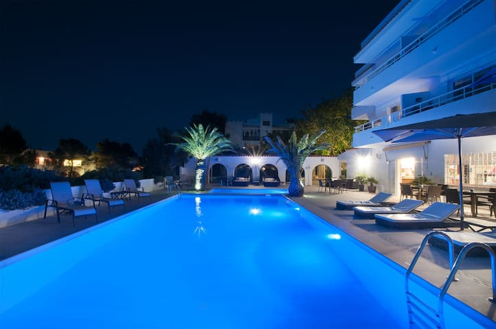 One of the best rated accomodations of Ibiza¡