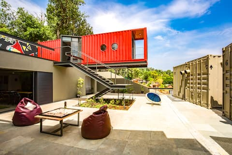 Private Container Room in Panchgani
