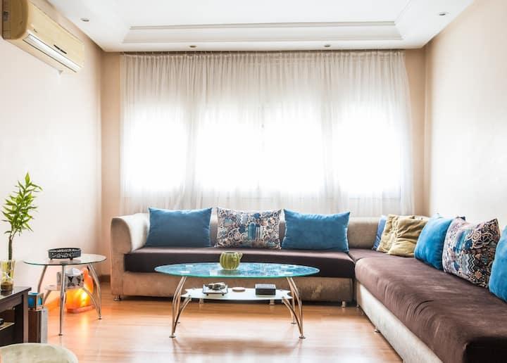 Émeraude Coccon Appartement Deluxe